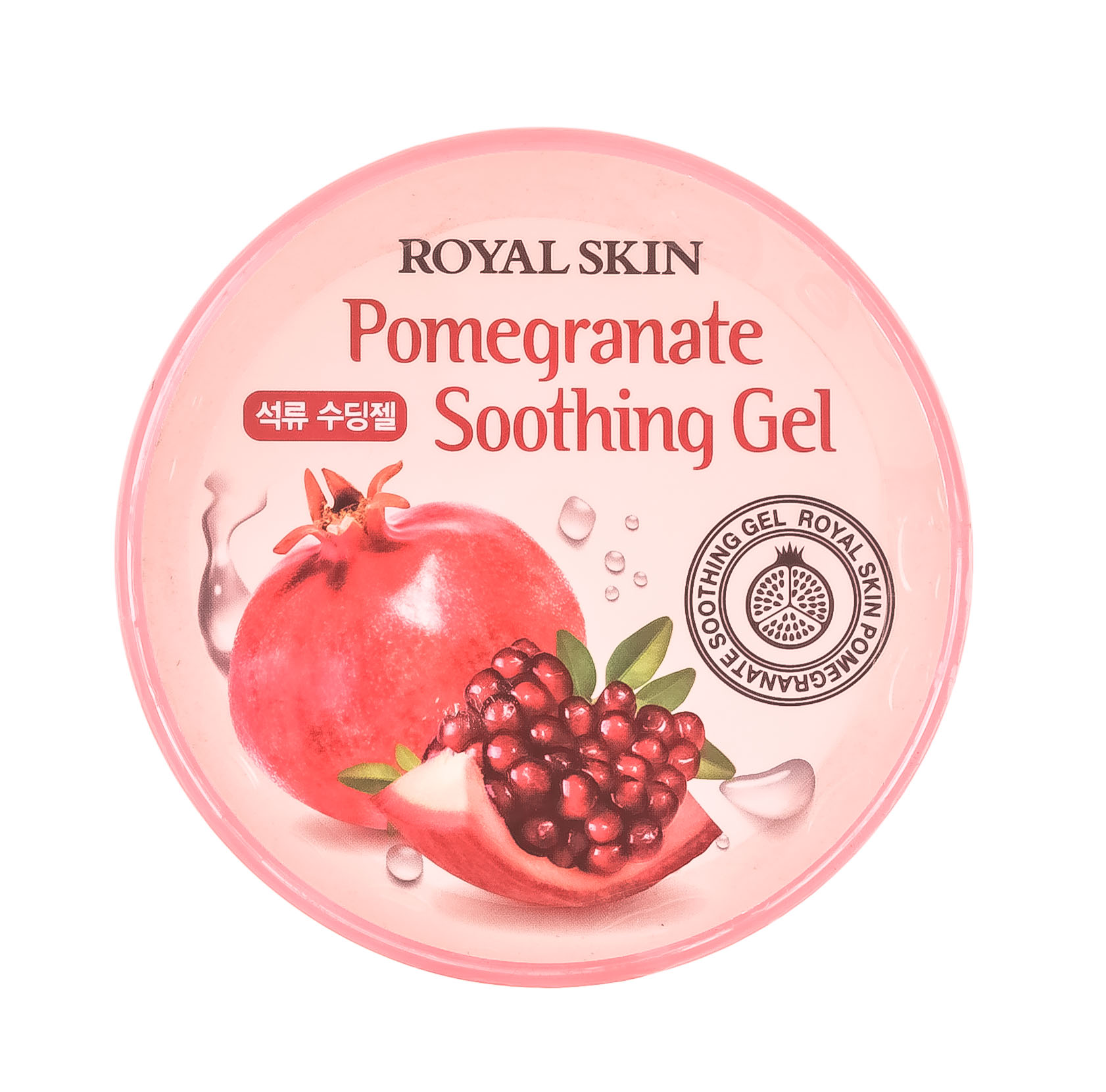 Купить Royal Skin Многофункциональный гель для лица и тела с экстрактом граната, 300 мл (Royal Skin, Для лица)