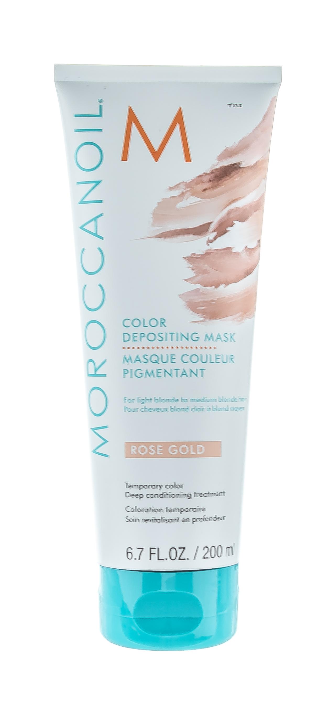 Купить Moroccanoil Тонирующая маска для волос тон Rose Gold, 200 мл (Moroccanoil, Color)
