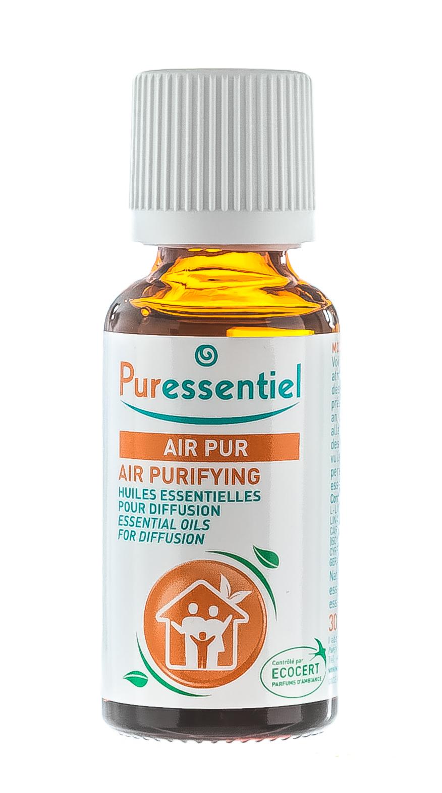 Купить Puressentiel Комплекс эфирных масел чистый воздух, 30 мл (Puressentiel, Отдых и Релакс)