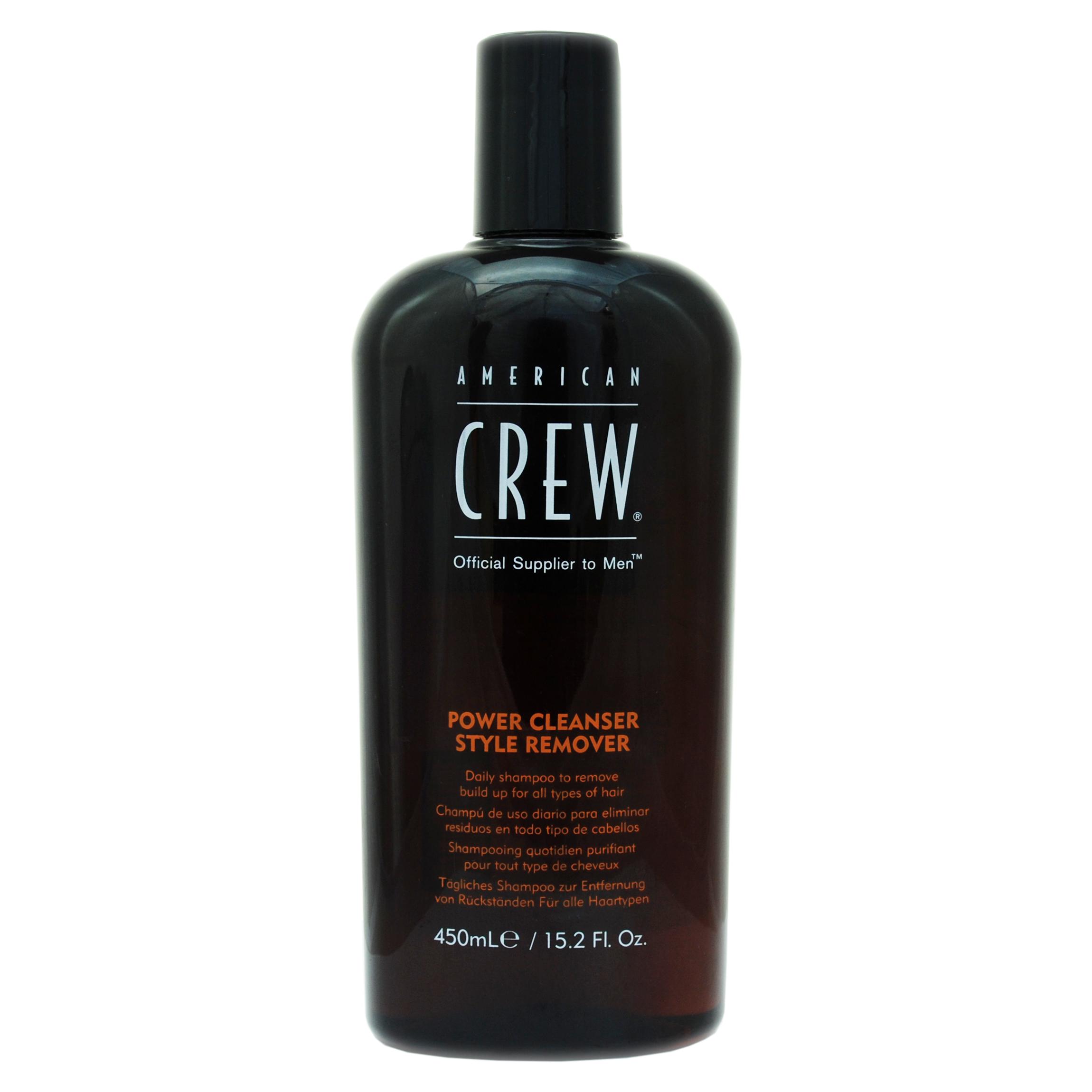 Купить American Crew Шампунь для ежедневного ухода, очищающий волосы от укладочных средств 450 мл (American Crew, Hair & Body Care)