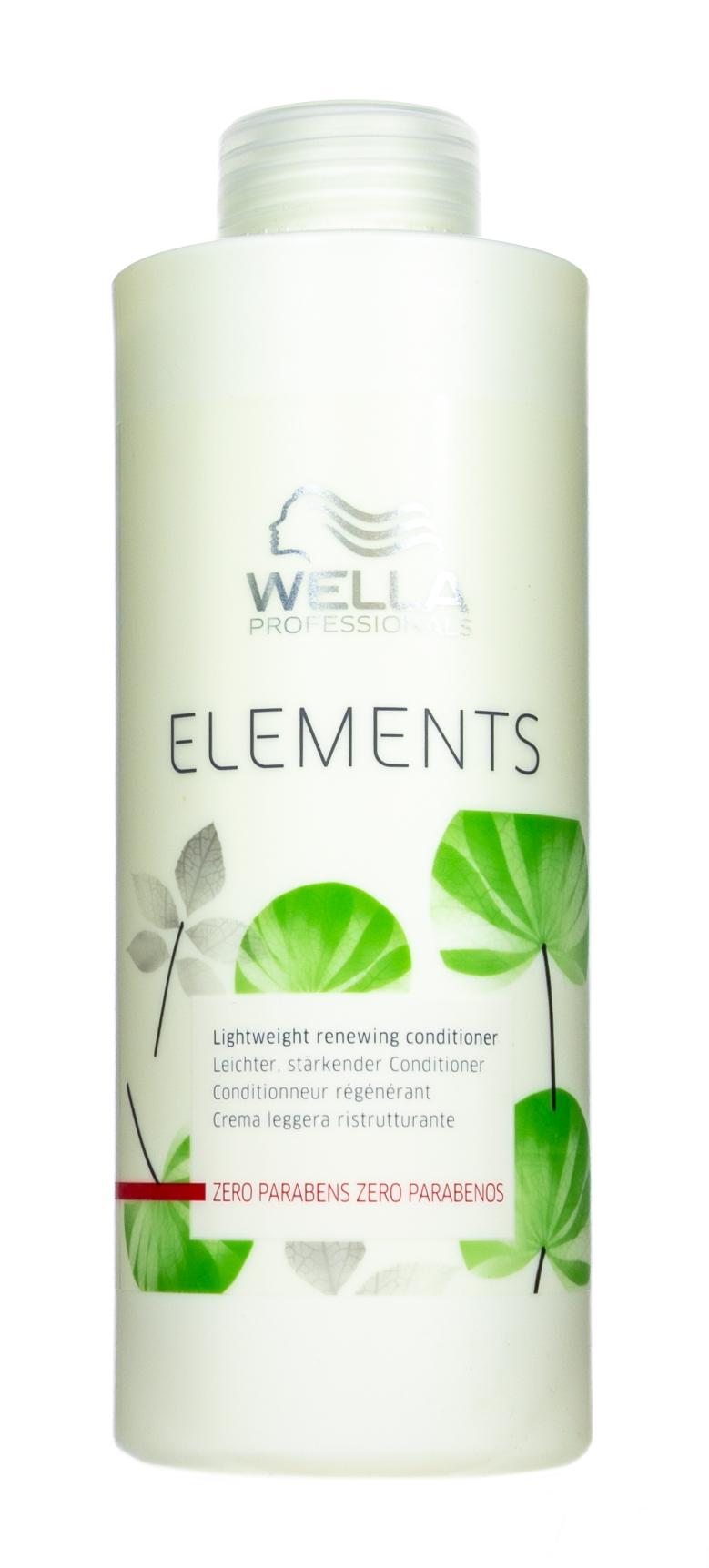 Купить Wella Professionals Лёгкий обновляющий бальзам без парабенов, 1000 мл (Wella Professionals, Уход за волосами)