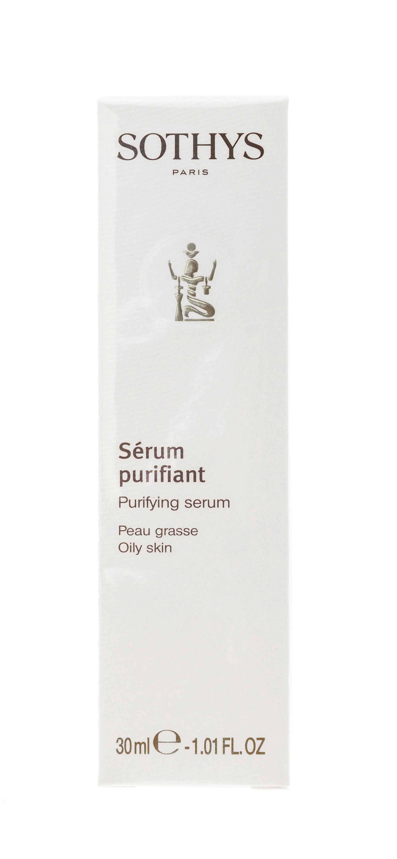 Купить SOTHYS paris Сыворотка Oily Skin себорегулирующая, 30 мл (SOTHYS paris, Oily Skin Sothys)